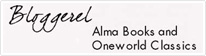 read Alma Books Bloggerel's blogs