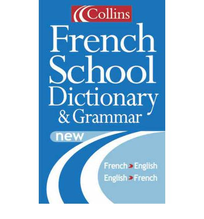 collins french dictionary and grammar in colour