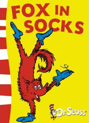 Dr. Seuss - Green Back Book: Fox in Socks: Green Back Book