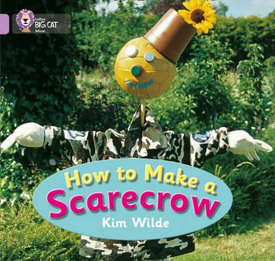 Collins Big Cat: How To Make a Scarecrow: Band 00/Lilac