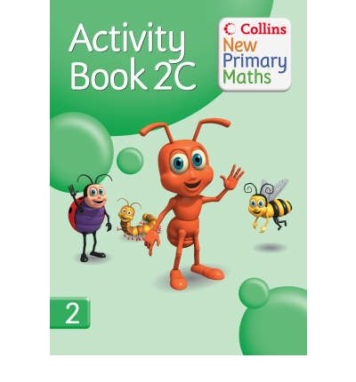 Collins New Primary Maths: Activity Book 2C