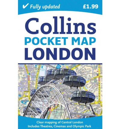 London Pocket Map