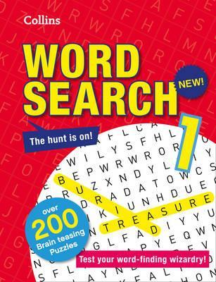 Collins Wordsearch: Book 1