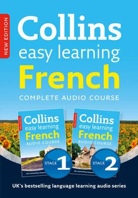Collins Easy Learning Audio Course - Complete French: Language Learning the Easy Way with Collins