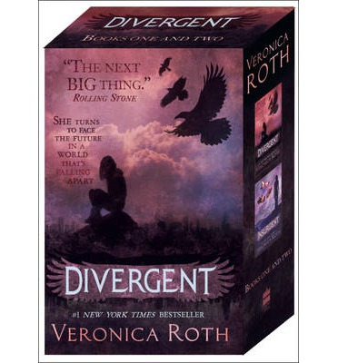 Divergent Boxed Set (Books 1 and 2)