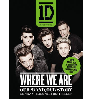 One Direction Book Pdf