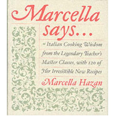 Marcella Says