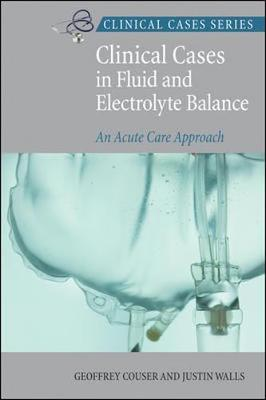 Clinical Cases in Fluid and Electrolyte Balance