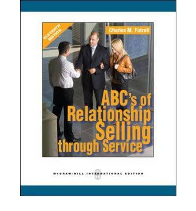abcs of relationship selling through service pdf995