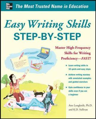 Easy writing skills step by step by ann longknife