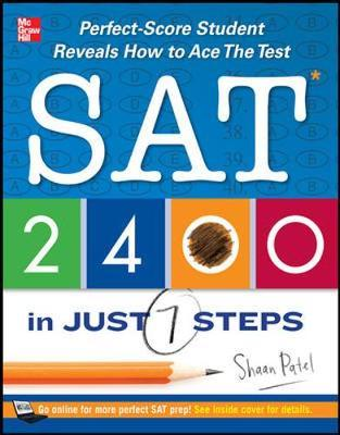 SAT 2400 in Just 7 Steps