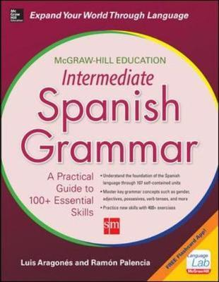 Kostenloser Hörbuch-Download Mc Graw-Hill Education Intermediate Spanish Grammar DJVU