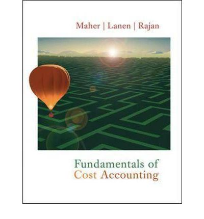 fundamentals of cost accounting Fundamentals of cost accounting has 33 ratings and 4 reviews this book shows a direct, realistic, and efficient way to learn cost accounting fundamenta.