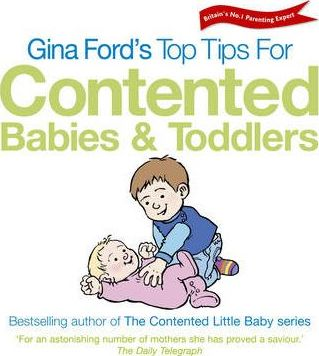 Gina Ford S Top Tips For Contented Babies And Toddlers border=
