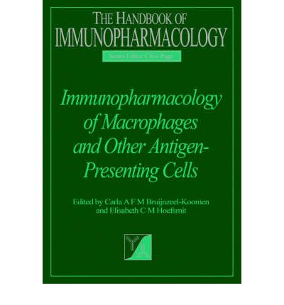 Immunopharmacology of Macrophages and Other Antigen-presenting Cells