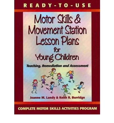Ready-to-Use Motor Memory and Perceptual Skills Activities