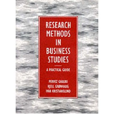 Practical Guide to Research in Business Studies : a Practical Guide