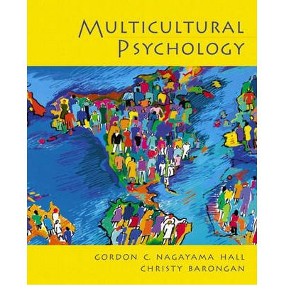 Social and Multicultural Psychology PSYCH 620