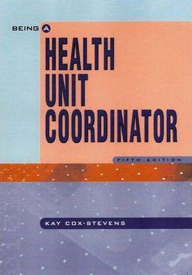 health unit coordinator Why choose the health unit coordinator program health unit coordinators are an integral and valuable part of the medical team, providing such services as.