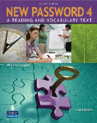 New Password 4 : A Reading and Vocabulary Text (with MP3 Audio CD-ROM)
