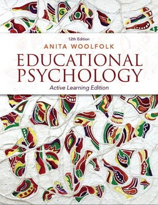 Download diretto di ebook pdf gratuito Educational Psychology : Active Learning Edition, Video-enhanced Pearson Etext  Access Card by Anita Woolfolk (Italian Edition) PDF iBook PDB