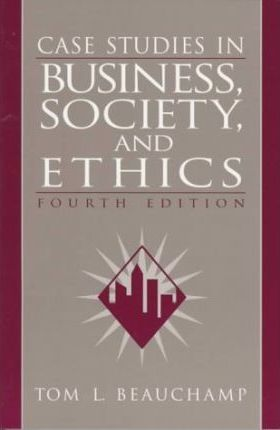 business and society case 1 essay