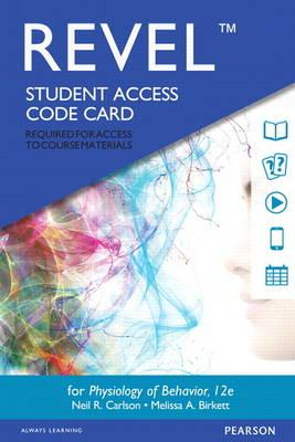 Revel for Physiology of Behavior -- Access Card