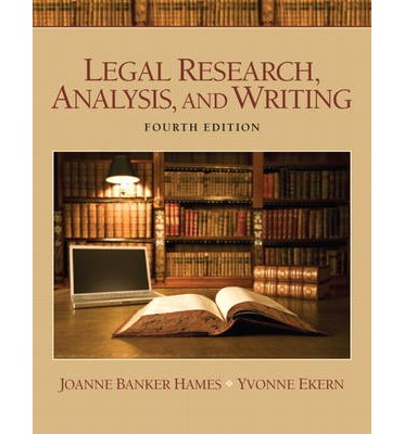 legal research analysis and writing The first-year legal research and writing program (lrw) is a series of sequenced, interrelated exercises introducing students to the way lawyers condu.