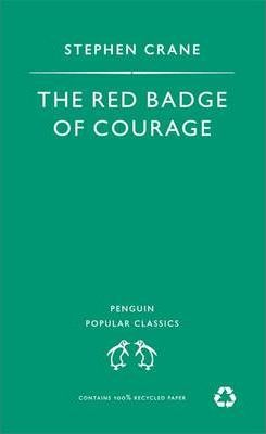 """an analysis of imagery in the red badge of courage by stephen crane Stephen crane's the open boat, is thought to be one of the finest stories ever written by an american  stephen crane's """"the open boat"""": summary & analysis."""