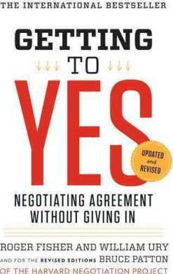 GETTING WITHOUT IN GIVING NEGOTIATING AGREEMENT TO YES