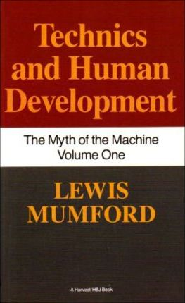 Technics and Human Development