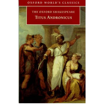 a review of the life of shakespearean titus andronicus Entertainment/life ron gural and trina beck in a scene from shakespeare's 'titus andronicus print save review: awash in gore, 'titus andronicus' is a high.