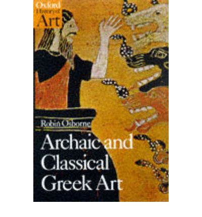 Archaic and Classical Greek Art