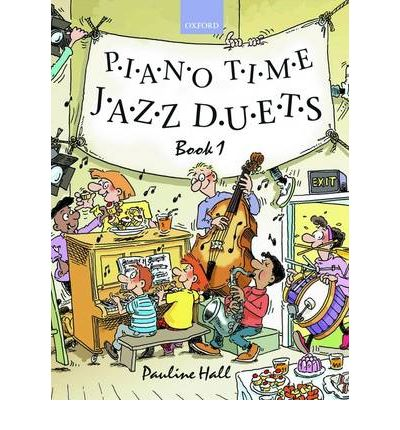 Piano Time Jazz Duets: Book 1