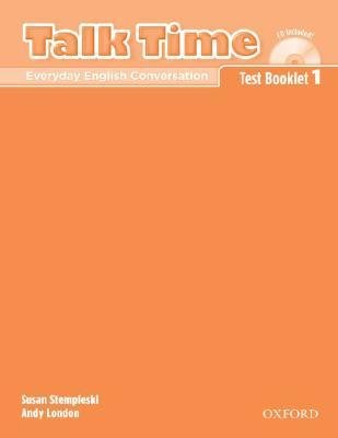 Willis Royle: Talk Time 1: Test Booklet With Audio CD PDF Download
