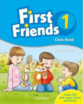 Grahame Chester: First Friends 1: Class Book Pack PDF