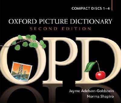 Oxford Picture Dictionary: No. 1-4