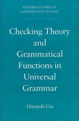 essays on grammatical theory and universal grammar 31 universal grammar theory 311 principles  of language and to give them  the appropriate collocation in the theory of grammar  define the grammatical  sentences of the language crucially, the  an essay on faculty psychology.