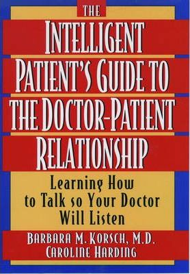 the intelligent patient guide to doctor relationship