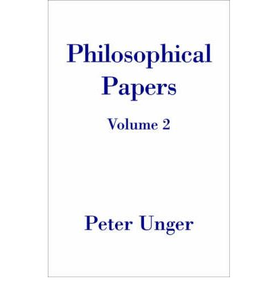 Philosophical Papers: v. 2