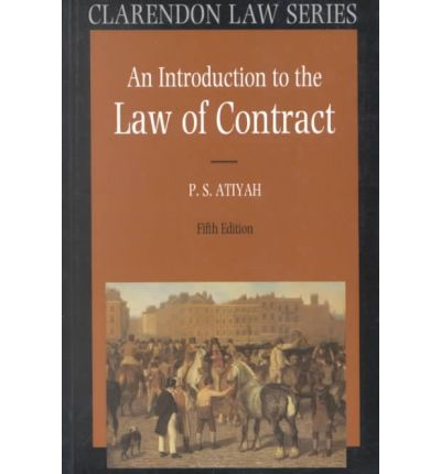 introduction to contract law Introduction to construction law class 1: evaluate and develop your construction company idea  2creating a contract to avoid later problems including.