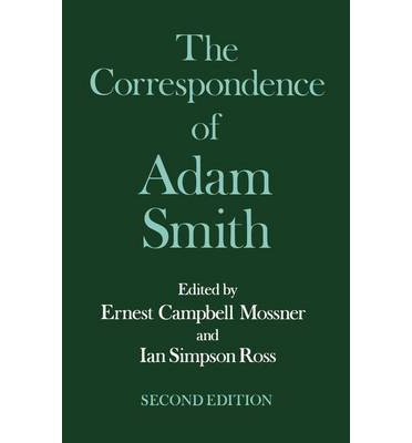 the life and writings of adam smith Online library of liberty a collection of scholarly works about individual liberty and free markets a project of liberty fund, inc advanced search mcculloch: sketch of adam smith.