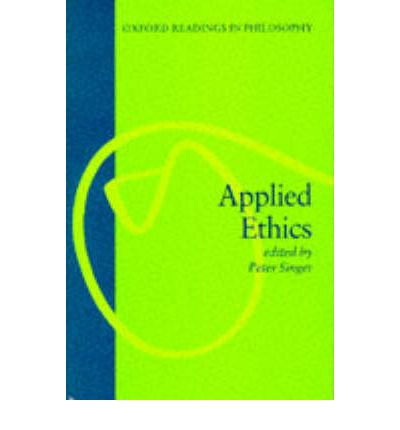 applied business ethics Applied business ethics: a skills-based approach (south-western legal studies in business academic (paperback)): 9780538453981: business ethics books @ amazoncom.