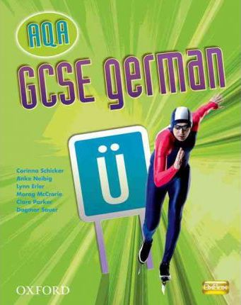 gcse german for aqa students book corinna schicker