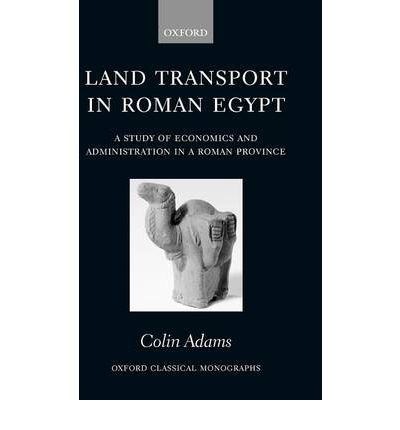 Land Transport in Roman Egypt