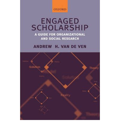 engaged scholarship a guide for organizational and social research paperback International higher education's scholar-practitioners:  experience of engaged scholarship and the scientist  research to guide our work can help us.