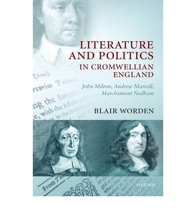 Literature and Politics in Cromwellian England