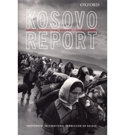 a report of the kosovo conflict The kosovo question, which set the stage for the rise of putin and current  way  — and citing reports that between 10,000 and 100,000 kosovo.