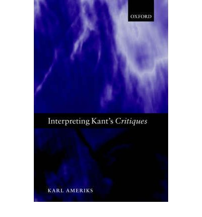 an analysis of kants critique of pure reason 1788 it follows on from kants critique of pure reason and deals with his  summary important terms themes ideas arguments summary and analysis.