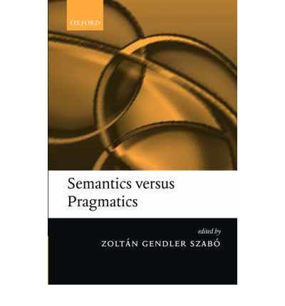 semantics vs pragmatics What are the differences and similarities between the two linguistics sub-fields semantics and pragmatics update cancel ad by grammarly semantics and pragmatics.